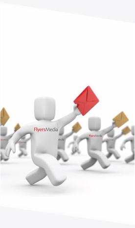Flyers Media door to door flyers distribution service across Malaysia